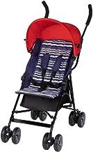 Safety 1st Kiplo, silla de paseo compacta, silla de paseo ligera, para uso desde el nacimiento hasta los 3 años aproximadamente, Blue Lines