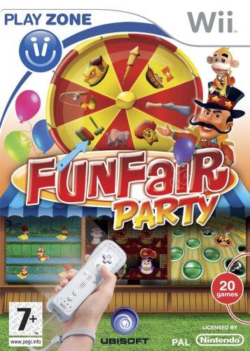 Funfair Party (Nintendo Wii) [import anglais]