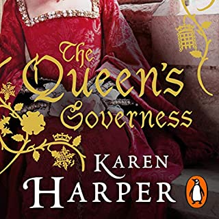 The Queen's Governess cover art