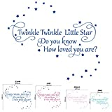 Twinkle Twinkle Little Star 2 by Wondrous Wall Art