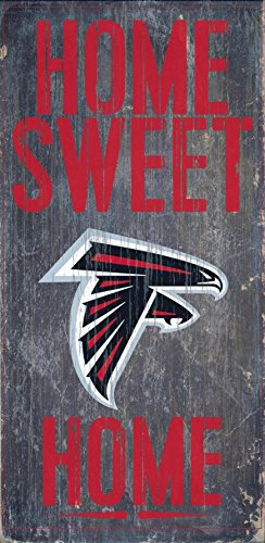 Atlanta Falcons Home Sweet Home Sign