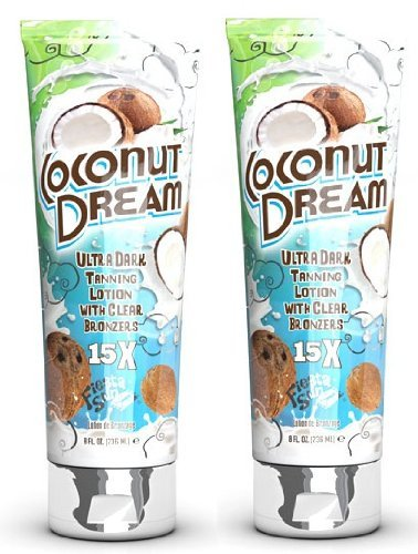 2 X Fiesta Sun Coconut Dream 236...