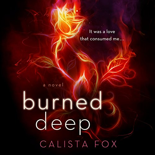 Burned Deep audiobook cover art