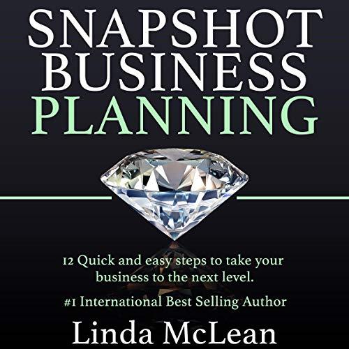 Page de couverture de Snapshot Business Planning
