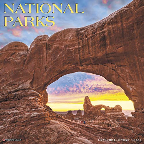 National Parks 2020 Wall Calendar