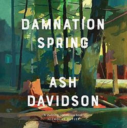 Damnation Spring cover art