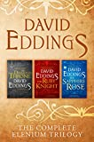 The Complete Elenium Trilogy: The Diamond Throne, The Ruby Knight, The Sapphire Rose (English Edition)