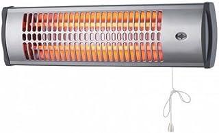 Radiador Infrarrojo Artica 223440 1200W Gris