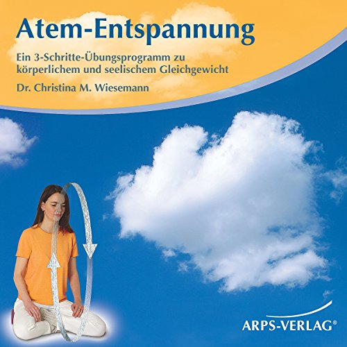 Atem-Entspannung audiobook cover art