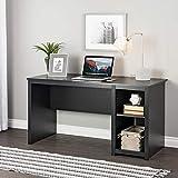 Prepac Sonoma Home Office Desk, 56', Black