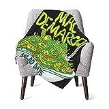 Mac Demarco - Mantas de bebé suaves y cómodas, mantas para niños y niñas, regalos para recién nacidos, mantas cómodas, mantas de bebé