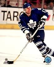 Mike Gartner Toronto Maple Leafs NHL Action Photo (Size: 8