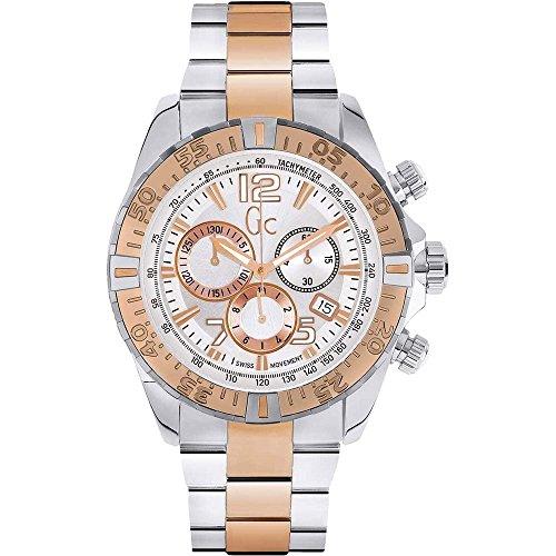 Mens Gc Sportracer Chronograaf Horloge Y02006G1
