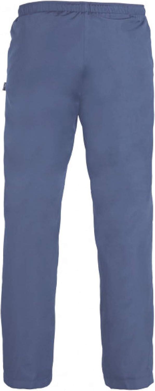 Authentic Pantalon de Sport Fonctionnel pour Homme en Microfibre Respirante de qualité supérieure Taille S 51000 Marine