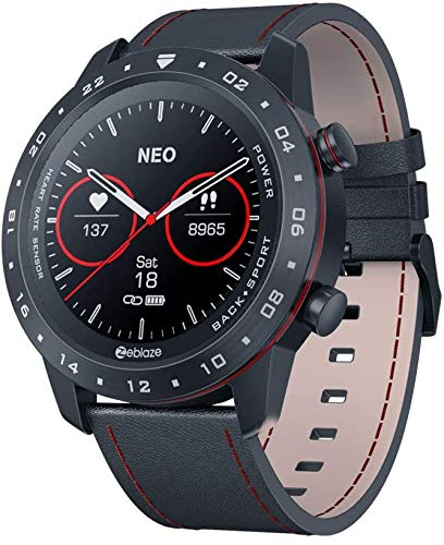 smartwatch 1,3 pulgadas fabricante Zeblaze