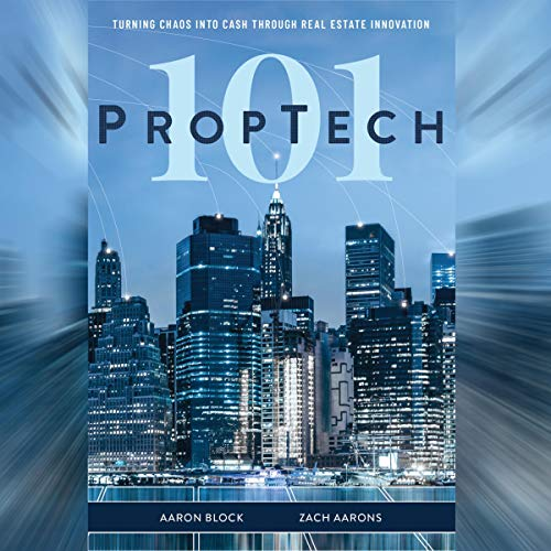 PropTech 101 audiobook cover art