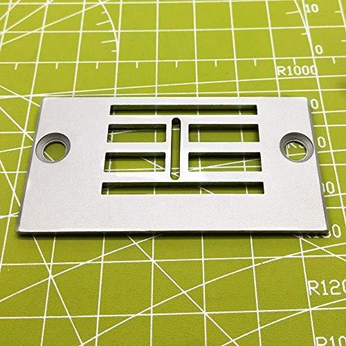 YICBOR Placa de aguja #543977 para máquina de coser Singer 20U Zig Zag