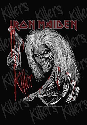 Global Merchandising - Bandera de Iron Maiden (número 3)
