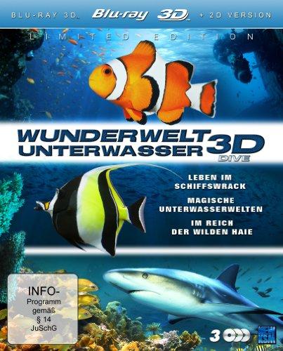 Wunderwelt Unterwasser 3D - Dive