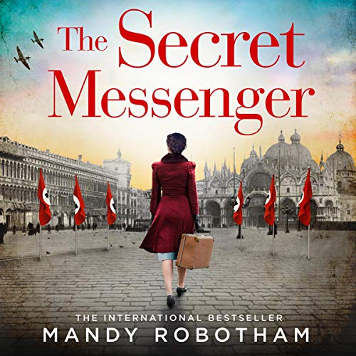 Page de couverture de The Secret Messenger