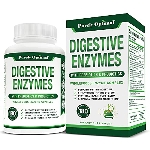 Multi-Enzyme Nutritional Supplements