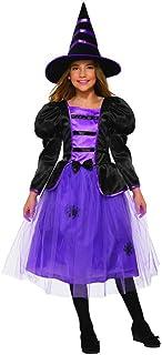 Forum Novelties Stella Witch Child's Costume, Large