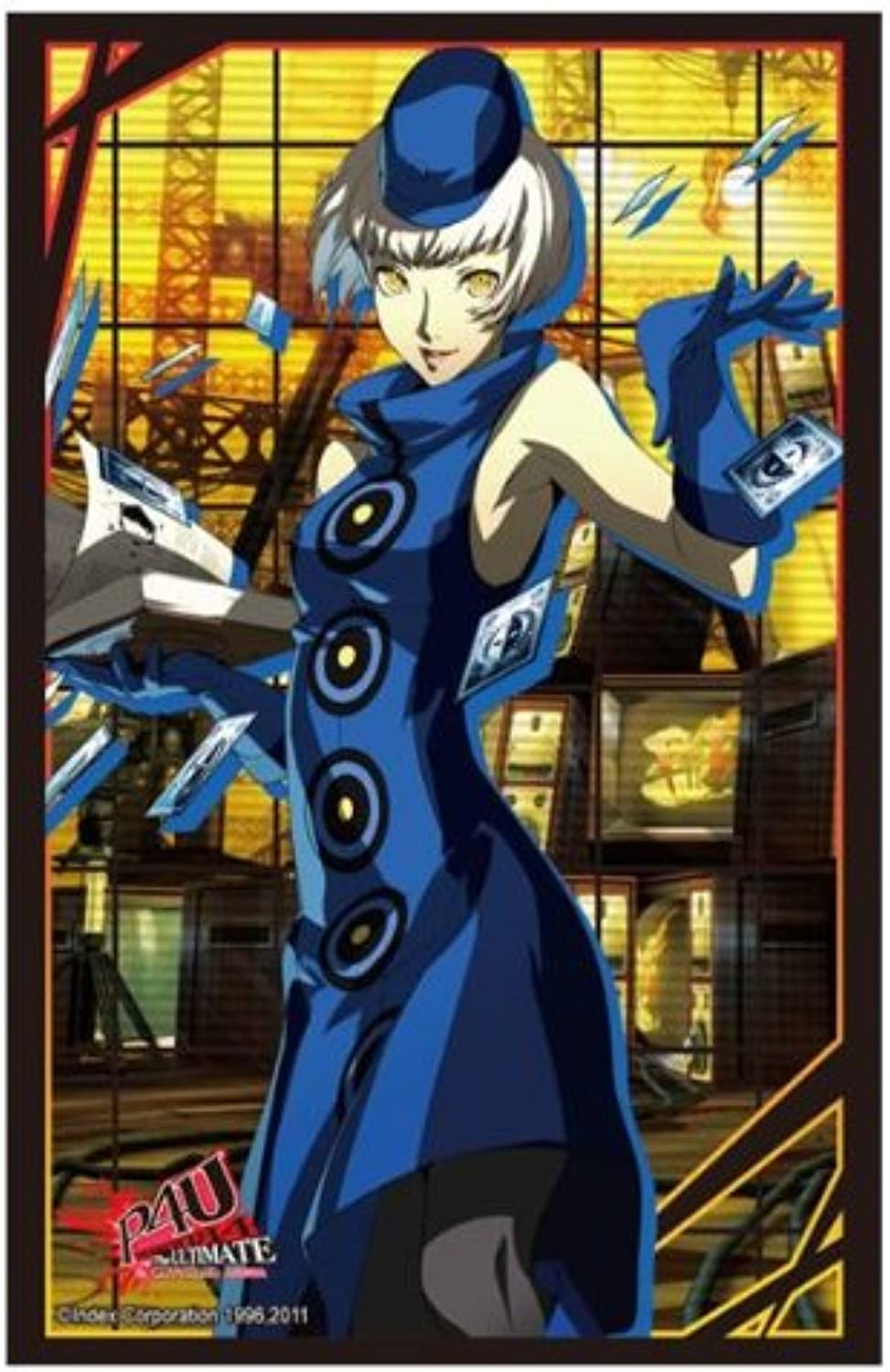 Bushiroad Sleeve Collection HG Vol.513  Persona 4 The ULTIMATE in MAYONAKA ARENA [Elizabeth]