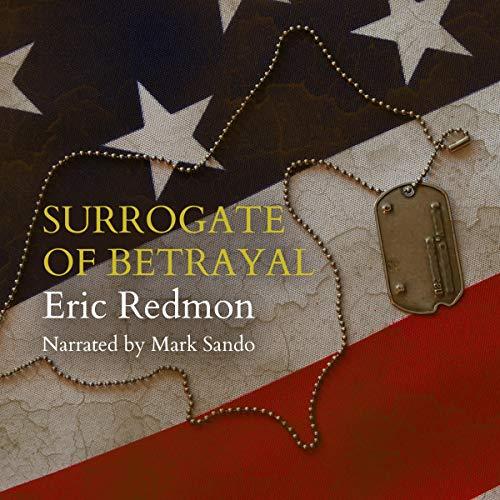 Surrogate of Betrayal audiobook cover art