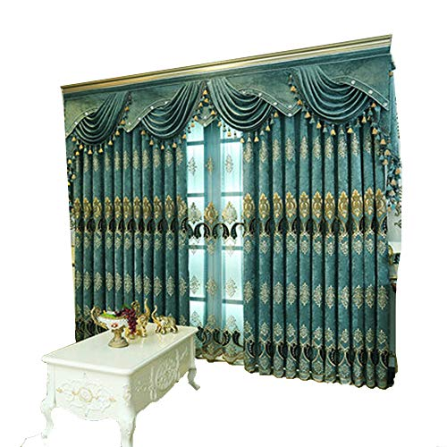 cortinas salon elegantes