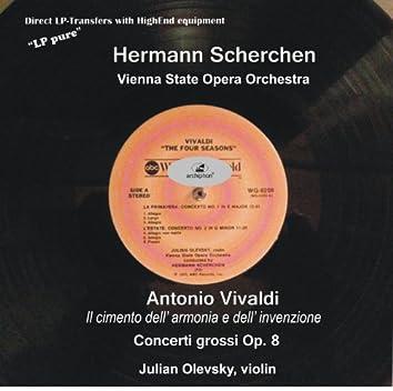 LP Pure, Vol. 7: Scherchen Conducts Vivaldi