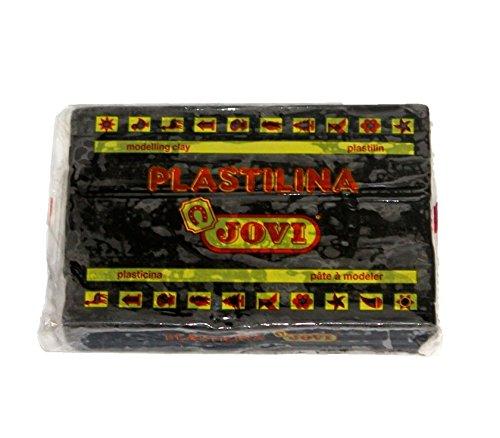 Jovi - Barra de plastilina Negra 350g