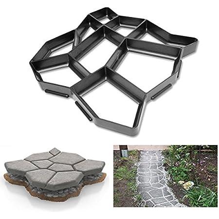 HENGDA® Molde para pavimento de aceras, molde para hormigón