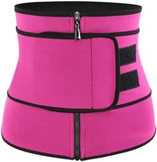 Outdoor Sports Accessories Provides A Waist Training Belt, A Breathable Sweat Belt Waist Waist Waist Waist, Fat Burning Belly Slimming Belt.for Women