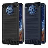 VGUARD [2 Stücke] Hülle Kompatibel für Nokia 9 PureView,