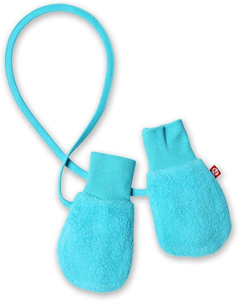 Zutano Baby Boys' Fleece Mittens