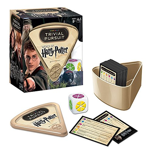Trivial Pursuit Harry Potter -...