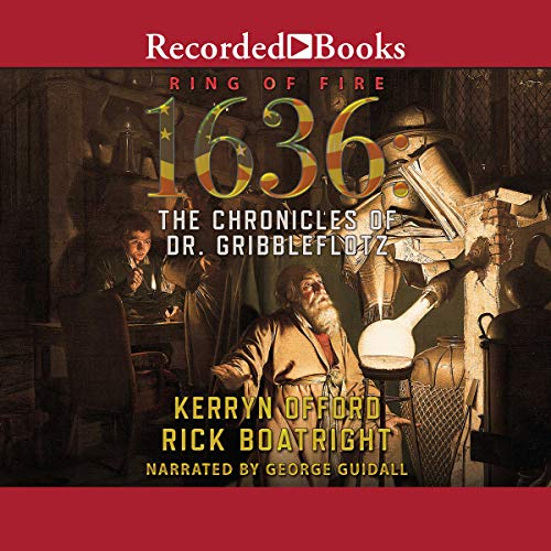1636 audiobook cover art