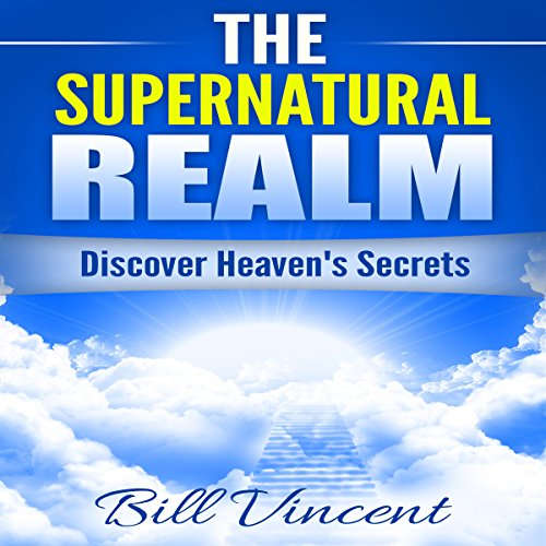 The Supernatural Realm audiobook cover art