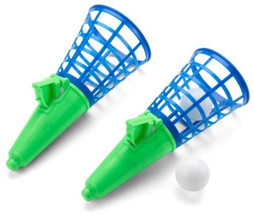 Simba 107215098 - Fangballspiel Doppelset, 3-sortiert