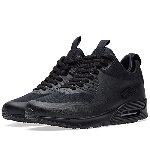 Nike Air Max 90 Sneakerboot SP Patch - Black Trainer Size 6 UK 7 US 40 EUR
