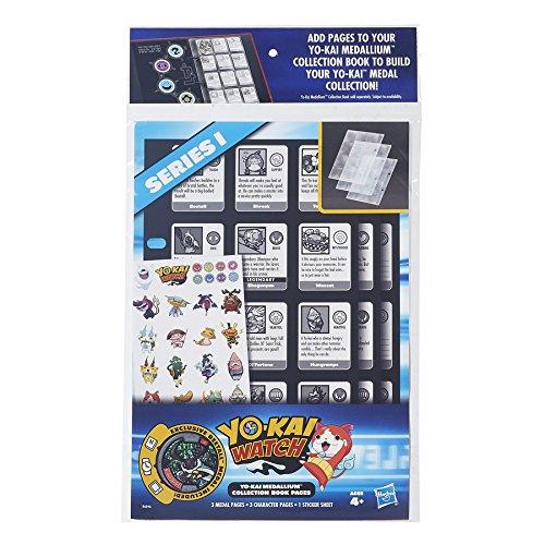 Hasbro- Yokai Pagine Pokemon, Multicolore, B6046