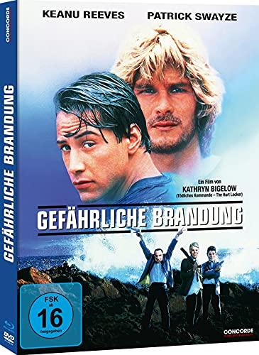 Gefährliche Brandung - Mediabook (+ DVD) [Blu-ray] [Limited Edition]