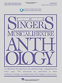 The Singer's Musical Theatre Anthology - Volume 6: Soprano, Book/Online Audio