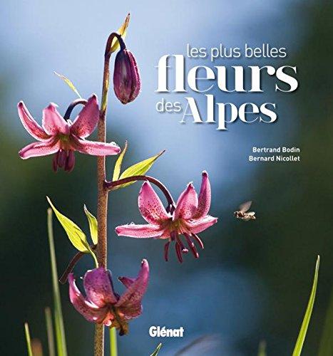 Les plus belles fleurs des Alpes