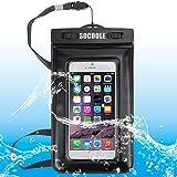 YEEWEN 2019 Bolsa impermeable con todo incluido Compatible con iPhone 8/7 / 6S / 6, esponja...