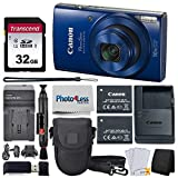 Best Camera Point And Shoots - Canon PowerShot ELPH 190 Digital Camera (Blue) + Review