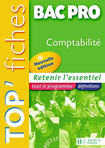 Mirror PDF: Top'Fiches Comptabilité Bac Pro Comptabilité: N°56