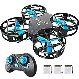 SNAPTAIN H823H Mini Drone for Kids, RC Nano Quadcopter w/ Altitude Hold, Headless