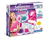 Clementoni 67566 Seifen und Schaumstoff, portugiesische Version, Spiele und Spielzeug, Mehrfarbig