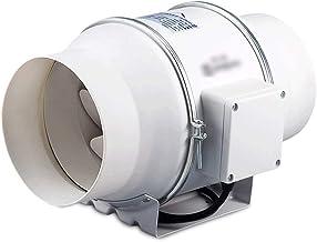 Extracteur D'air, Salle De Bain Extracteur D'air Ventilateur à effet de serre, ventilateur d'échappement de la fenêtre Ven...